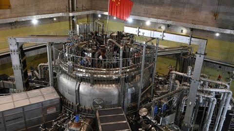 HL-2M solle helfen eine dauerhafte Fusion zu erreichen.