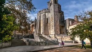 Das Christuskloster in Tomar