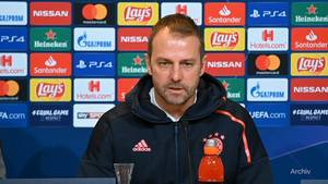 Hansi Flick bleibt mindestens bis Saisonende Trainer bei Bayern München