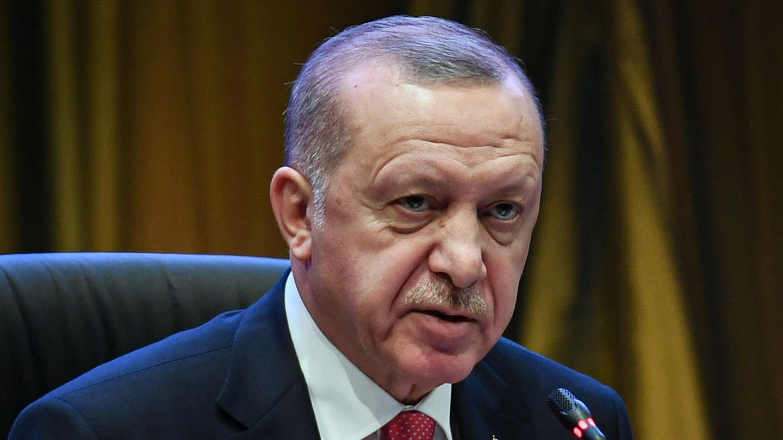 Recep Tayyip Erdogan, Präsident der Türkei