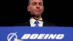 Dennis Muilenburg, der von Juli 2015 bis zum 23. Dezember 2019 an der Spitze von Boeing stand.