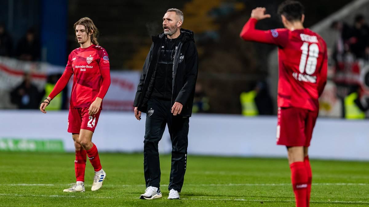 Sport kompakt: Einen Tag vor Heiligabend: VfB Stuttgart trennt sich von Trainer Walter