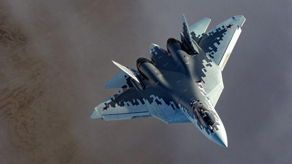 Russlands Stealth-Jet wird ab 2020 ausgeliefert, Europa wird frühestens im Jahr 2040 über einen vergleichbaren eigenen Fighter verfügen.