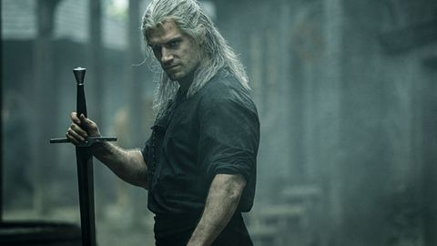 Henry Cavill macht die Game-Figur des Geralt von Rivia lebendig und ist sehr viel sexier.