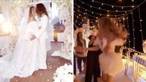 Fünf Monate nach ihrer Hochzeit präsentiert Heidi Klum auch ihr zweites Hochzeitskleid