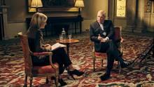 BBC-Journalistin Emily Maitlis traf Prinz Andrew im Buckingham Palast zum Interview