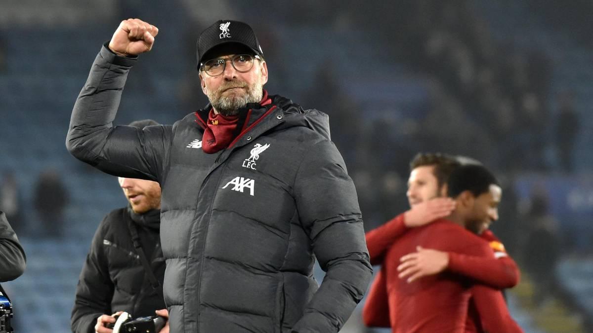 Sport kompakt: FC Liverpool steht kurz vor der Meisterschaft —