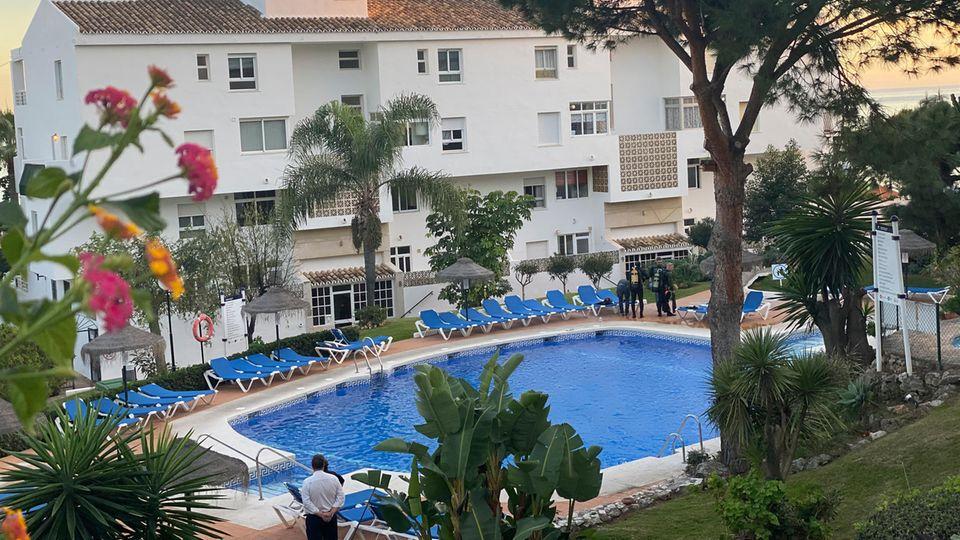 Tod im Hotelpool - es war ein Unglück