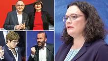 Jahresrückblick 2019: Nahles-Rückzug und Co. – das waren die politischen Schicksale 2019