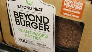 Burger von Beyond Meat
