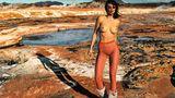 Aktkalender: Milo Moiré zeigt die raue Schönheit Islands