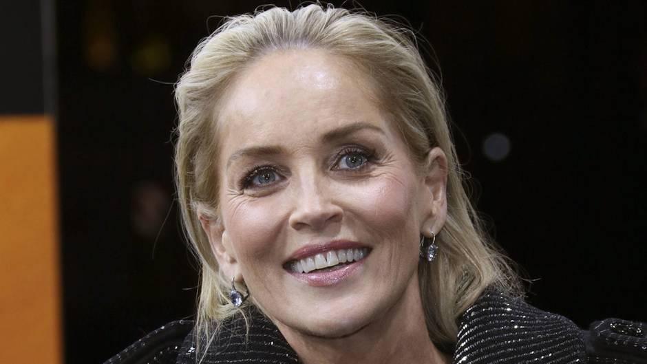 Sharon Stone bei Dating-App rausgeworfen