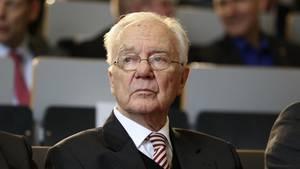 Manfred Stolpe (SPD), ehemaliger Ministerpräsident von Brandenburg