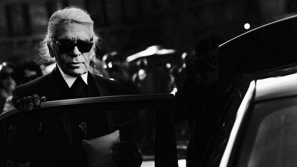 Karl Lagerfeld soll an Prostatakrebs gelitten haben