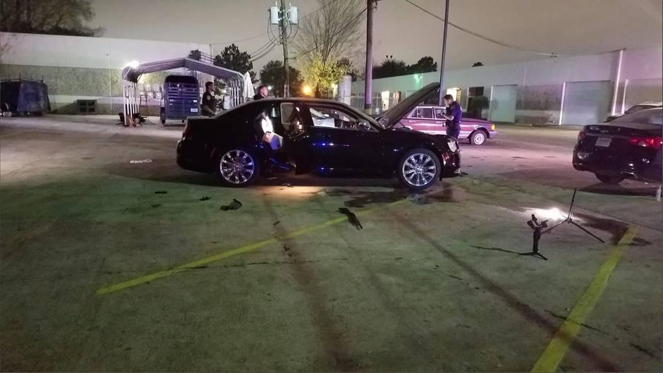 Tatort in Harris County, Texas