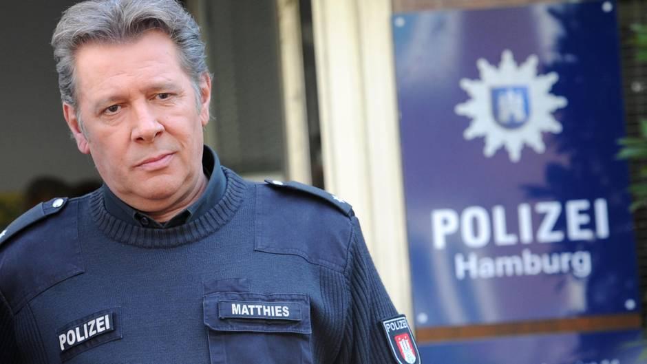 Jan Fedder Großstadtrevier Dirk Matthies