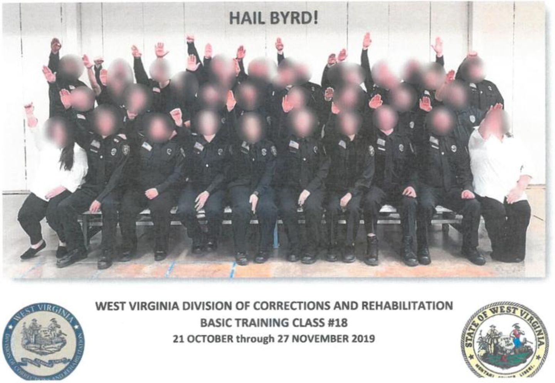 Hail Byrd Gefängniswärter