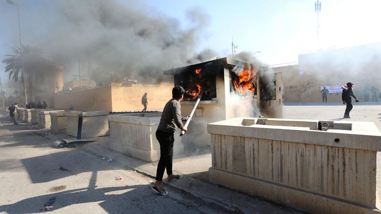 Irak Botschaft