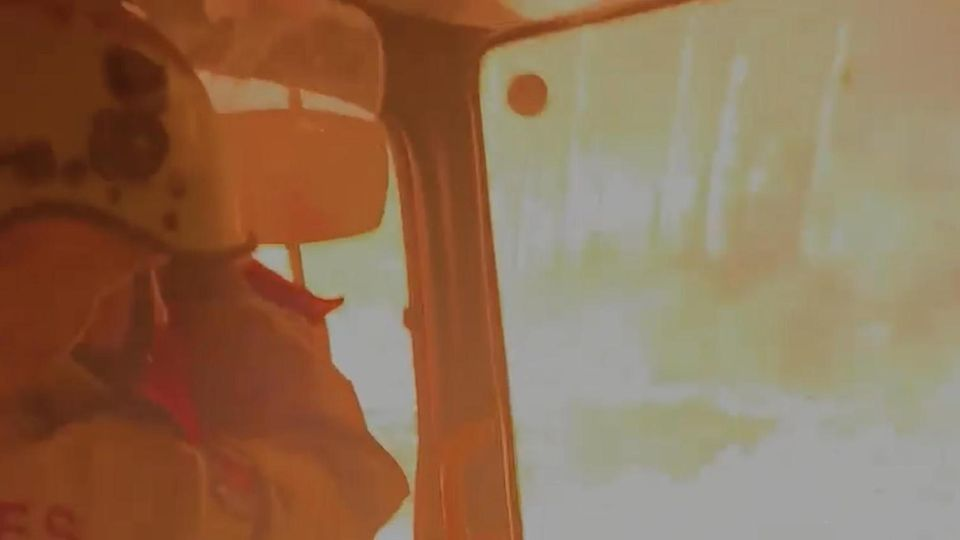 Feuerwalze Australien Truck