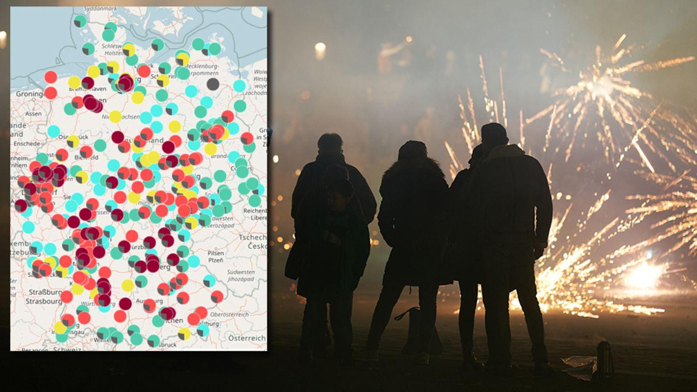 Deutschland Luftqualität