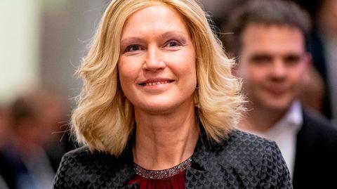 Manuela Schwesig, hier bei einem Termin im Dezember