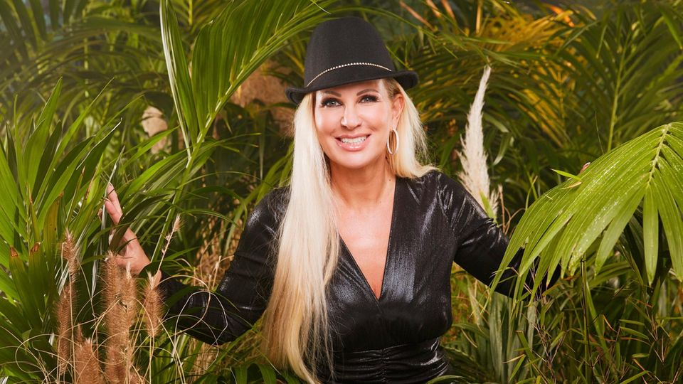 Claudia Norberg im Dschungelcamp
