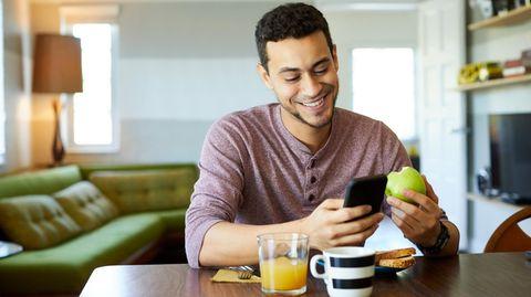 Gegen die Versuchung: Mehr Lesen, Sport treiben, weniger Rauchen: Diese Apps helfen, die Vorsätze einzuhalten
