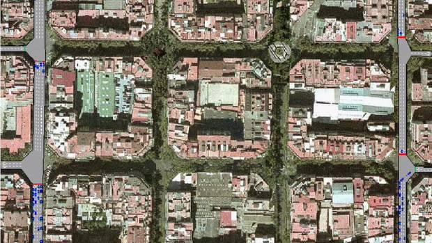 Barcelonas Superblocks