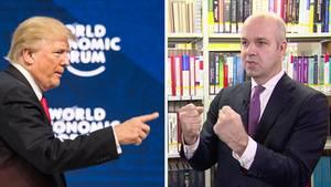 DIW-Präsident Marcel Fratzscher fürchtet 2020 einenmöglichen Handelskonflikt der USA mit Deutschland.