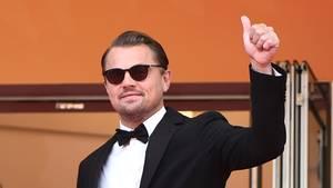 Leonardo DiCaprio befürwortet das vegane Menü bei den Golden Globes