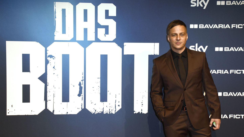 """SchauspielerTom Wlaschiha bei der Weltpremiere der Serie """"Das Boot"""""""