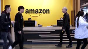 Amazon Hauptquartier