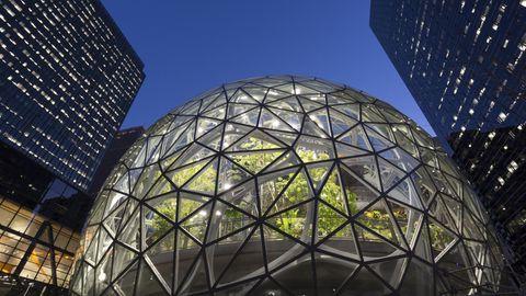Amazon: Online-Riese öffnet Hauptsitz in Seattle für Obdachlose