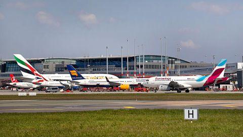 Flughafen Hanburg