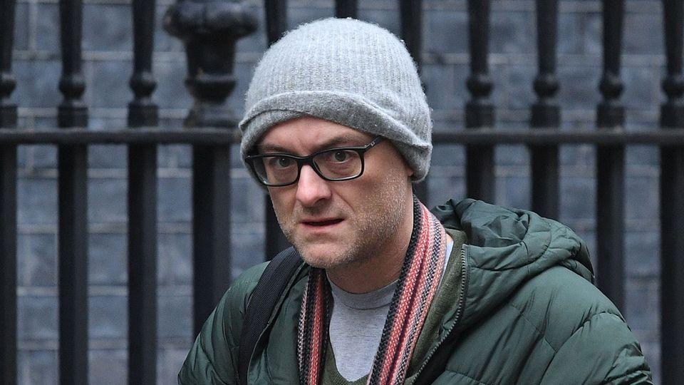 Dominic Cummings, Berater von Boris Johnson