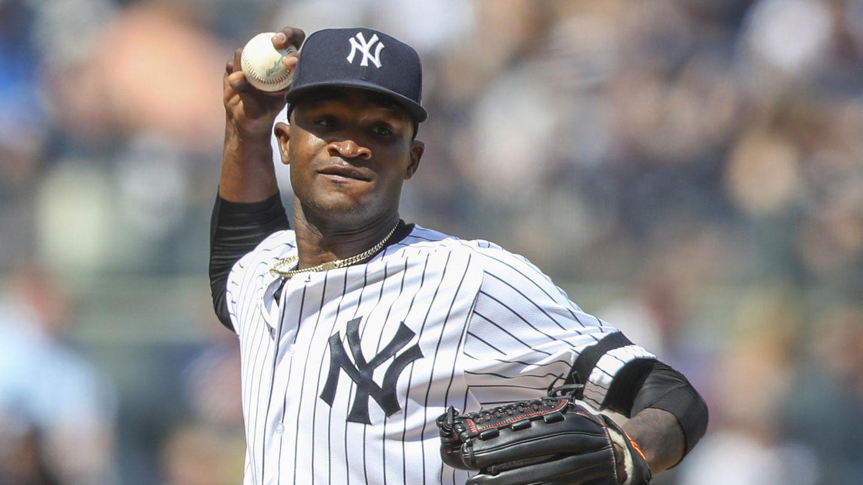 Domingo German, Spieler der New York Yankees