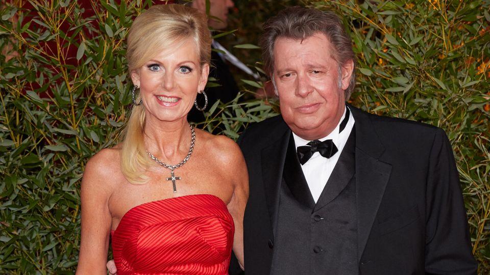 Marion und Jan Fedder
