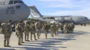 USA: Nach Raketenangriff haben viele Amerikaner Angst, eingezogen zu werden