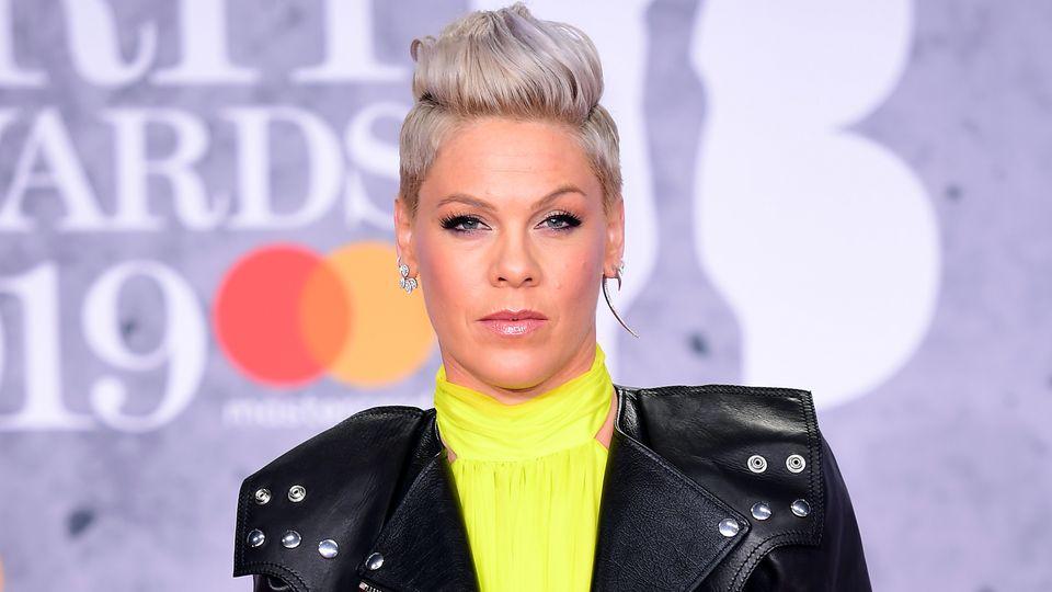 Sängerin Pink engagiert sich im Kampf gegen die Brände in Australien