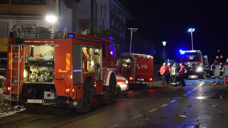 Unfall in Südtirol