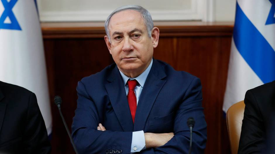 IsraelsMinisterpräsident Benjamin Netanjahu