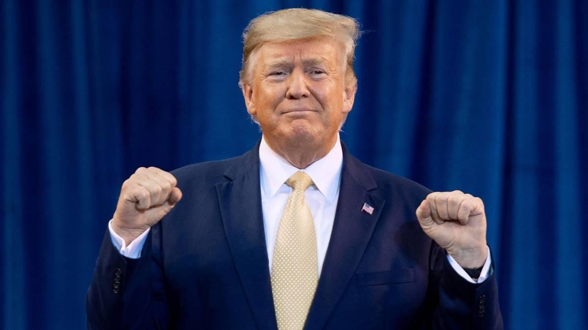 """""""Ohne Twitter wären wir verloren"""": Donald Trump hält klassische Medien für """"korrupt"""""""