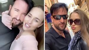 Michael Wendler und Laura Müller schicken Urlaubsgrüße aus Panama