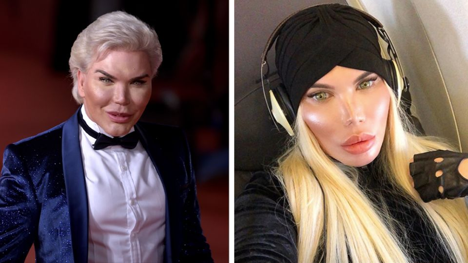 """Human Ken Doll"" Rodrigo Alves hat sich in einem Interview als Trans geoutet"