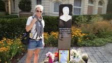 Jessica Kröll in Bad Nauheim beim European-Elvis-Festival zu Ehren von Elvis Presley
