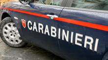 Ein italienisches Polizeiauto (Symbolbild)
