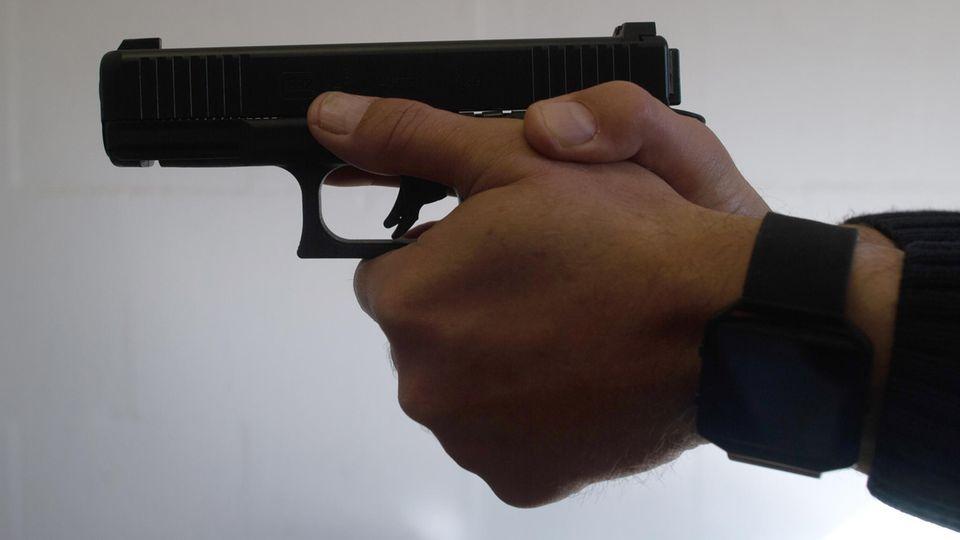 Waffenschein für Politiker