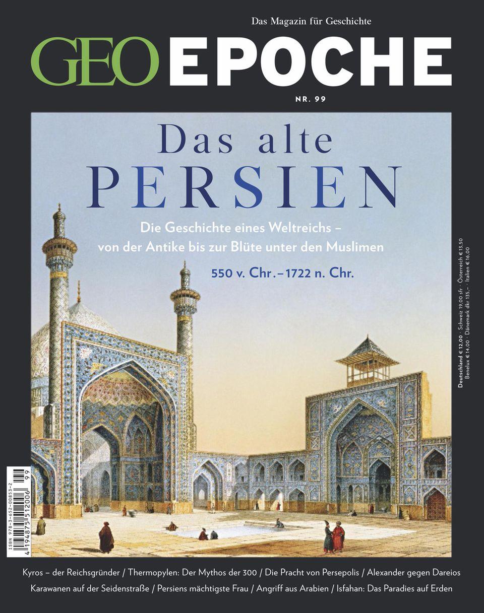 Geo Epoche Persien