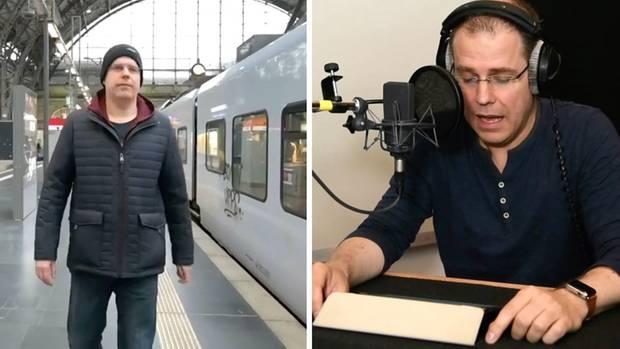 Heiko Grauel ist der neue Sprecher der Deutschen Bahn