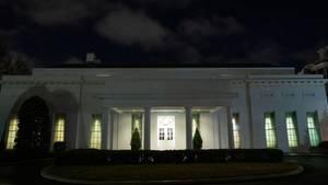 Im Weißen Haus kamen die wichtigsten Minister von US-Präsident Donald Trump zu einer Krisensitzung zusammen